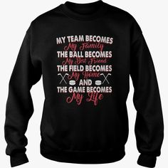 THE GAME BECOMES MY LIFE,  Order HERE ==> https://www.sunfrogshirts.com/Hobby/134677096-953645389.html?6789,  Please tag & share with your friends who would love it,  #christmasgifts #birthdaygifts #renegadelife  #hockey lovers chicago blackhawks, #hockey lovers woods, hockey lovers frames  #family #science #nature #sports #tattoos #technology #travel
