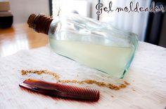 ¿Cómo hacer un Gel fijador natural para el cabello?