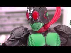 S.H.Figuarts - Kamen Rider 1号 - Masked Rider 1 仮面ライダー1号 @ Tamashii Natio...