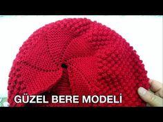 Baby Knitting Patterns, Knitting Designs, Knitting Projects, Crochet Towel, Knit Crochet, Crochet Hats, Knitting Videos, Knitting For Beginners, Crochet Hooded Scarf