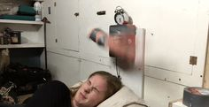 Nightmarish alarm clock wakes you up by slapping you in the face