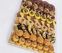 Sweet Desserts, Dessert Recipes, Persian Desserts, Iran Food, Iranian Cuisine, Cream Puff Recipe, Sweet Cooking, Food Carving, Breakfast Dishes