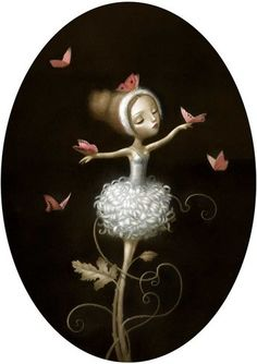 Adagia by Nicoletta Ceccoli