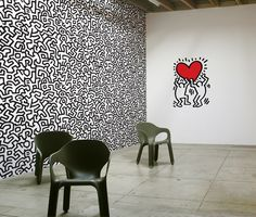 Brilliant Ideas Berlin Wall Art Unbelievable Lost Art Keith Haring ...