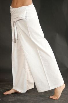 Thai fisherman trousers. UK seller. 100% cotton Full Lenght