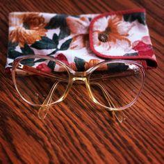 Klassisch – jetzt und heute: eine Rodenstock Brille für Vintage-Liebhaber. Foto von @lovedmorethistime auf Instagram.