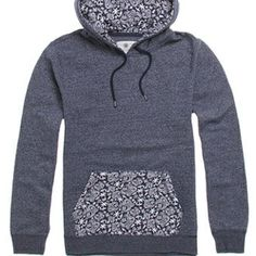 On The Byas Neil Printed Pocket Pullover Hoodie at PacSun.com , PACSUN , InStores