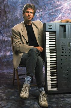 Tony Banks - 1990 //