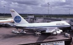 PanAm Boeing 747SP N537PA