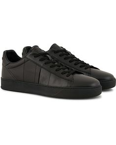free shipping f0fe5 2bc5a Woolrich Court Low Sneaker Black