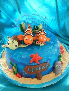 Tort z Nemo :)