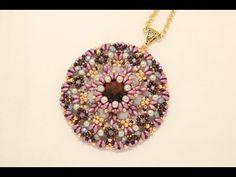 Tutorial Ciondolo UNDERWATER - YouTube Jewelry Making Tutorials, Beading Tutorials, Earring Tutorial, Youtube, Underwater, Beaded Jewelry, Pendant Necklace, Make It Yourself, Jewels