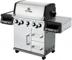 Broil King Imperial 590 NG  $1449  958644-SIDE01-NA-13