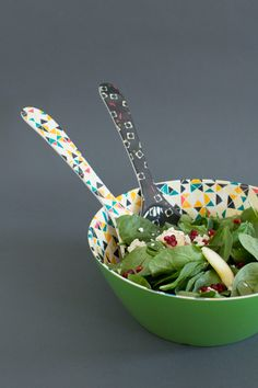 because salad can be cute too!