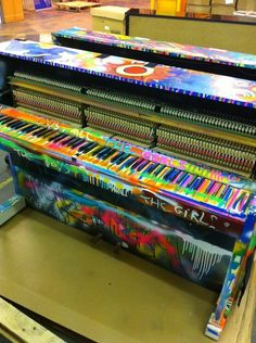 I must have this piano