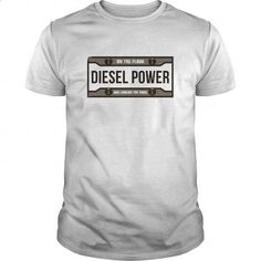 On The Floor Diesel Power And Looking For More Great Gift For Any Diesel Fan…