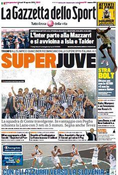 La Gazzetta dello Sport (19-08-13)