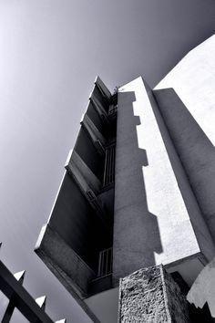 luigi moretti architetto / il girasole in viale bruno buozzi, roma
