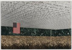 Ludwig Mies van der Rohe. Convention Hall Project, Chicago, Illinois, preliminary version: interior perspective. 1954. Collage of cut-and-pasted reproductions, photograph, and paper on composition board, (83.8 x 121.9 cm). Mies van der Rohe Archive, gift of the architect. © 2013 Artists Rights Society (ARS), New York / VG Bild-Kunst, Bonn