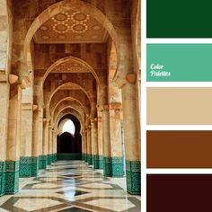 Color Palette  #3371