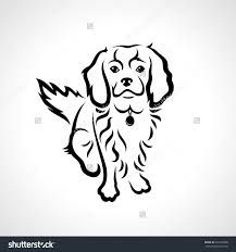 Image result for king charles cavalier tattoo
