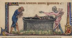 Tales from the Medieval Crypt: walking corpses, devils and haunted shoemakers