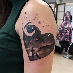 #tattoofriday - Tatuagens realistas do italiano Gabriele Pais;