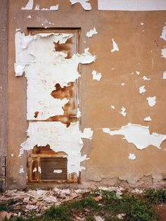 Missed chance - Abandoned building in Ravenna, Italy
