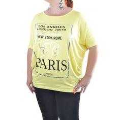 Dámske tričko - MILANO