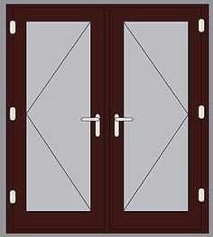 Eurocell upvc french doors make a beautiful design statement upvc french doors various colours other sizes available planetlyrics Image collections