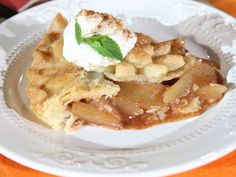 """Sweetie Pies' Miss Robbie's """"PEAR COBBLER""""  
