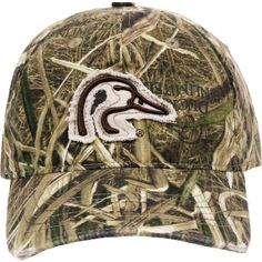 Ducks Unlimited Men s Camo Hat 119068fb145b