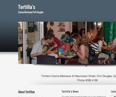 Tortilla's Cocina Mexicana Restaurant is a Local Port Douglas Icon. They needed a web presences to feature their offerings; SWO and Social Media integration were also apart of the project. Also it is a great place to reserver and book to watch the Port Douglas Carnivale.  They offer amazing food from mild to super spicy depending on your taste and you can even buy various hot  sauces from all over the wold there