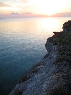 Beautiful Bahamian Sunset -   Eleuthera, The Bahamas