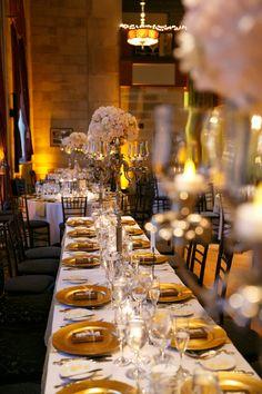 Old world Hartford inspired #wedding. http://www.weddingreports.com/katie-matts-hartford-glam-wedding/