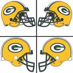 Green Bay Packers Helmet Logo...    http://superfancoolers.com/catalog/nfl/green-bay-packers.html    #packers