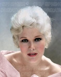 5 DAYS! 8X10 SEXY YOUNG KIM NOVAK STUNNING COLOR PHOTO BY CHIP SPRINGER. Please visit my Ebay Store at http://stores.ebay.com/x5dr/_i.html?rt=nc&LH_BIN=1 to see the current listings of your favorite Stars now in glorious color! Message me if you would like me to relist your favorites. Check out my New Youtube videos at https://www.youtube.com/channel/UCyX926rA5x4seARq5WC8_0w