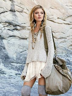 grays and cool beiges make this a great look for a youthful summer. - there are shorts that many stores are making that are like bike shorts w/o the padding specifically for wearing under skirts that are a bit to short....
