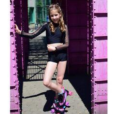 😻Camryn+quad skates 🔥great set for dancers🎈 #metkabaletkastyle #metkabaletka #quadskates #gym #gymnastics #sportwear #dancewear #dancerslife #dancegirl #danceclothes