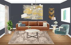 Designhavenly Interior Designer  Living Rooms Spaces And Room Simple Design Living Room Online Decorating Inspiration