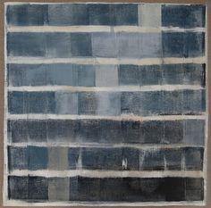 Tina Bluefield - Guesswork - 24x24linen2010