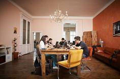 Cluj cowork #Coworking Space in #Cluj, Romania.