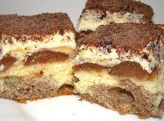 Hungarian Recipes, Hungarian Food, Tiramisu, Cooking Recipes, Yummy Food, Sweets, Cake, Ethnic Recipes, Mascarpone