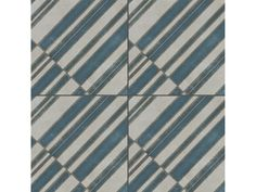 Glazed stoneware wall/floor tiles AZULEJ GRIGIO DIAGONAL AZULEJ Collection by MUTINA | design Patricia Urquiola