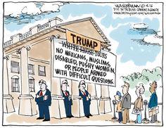 The News in Cartoons - Dan Wasserman/Tribune Content Agency