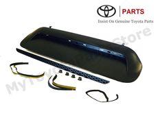 Genuine Toyota Tacoma Hood Scoop Insert Kit 2012-2015 Toyota Tacoma.