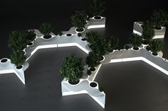 """Fuori Salone 2012 Milano: DuPont Corian, la mostra """"Corian springs Russian design"""" #MDW12"""
