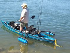 OUTRIGGER IDEALS..A LOAD OFF THEM....SOME REAL EASY TO MAKE.....D.I.Y - Recommended by http://www.fishinglondon.co.uk/