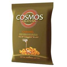 Cosmos Creations Caramel Popcorn (12x6.5oz )