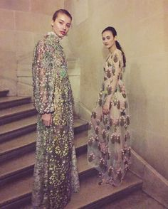 Oscar Nominees, Giambattista Valli Has Some Haute Couture Gowns For Yo Photos | W Magazine